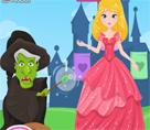 Prensesi Cadının Büyüsünden Kurtar