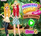 Prensesler Amazonda
