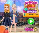 Prensesler Avrupa Gezisi