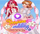 Prensesler Düğün Hazırlığı