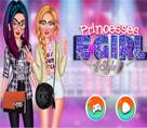 Prensesler E-Kız Stili