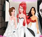 Prensesler Gelinlik Moda Haftası