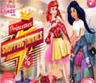 Prensesler ile Alışveriş
