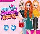 Prensesler ile Manikür