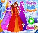 Prensesler Kış Harikalar Diyarında