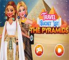 Prensesler Mısırda