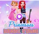 Prensesler Müzik Sahnesi
