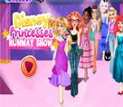 Prensesler Podyumun Yıldızları