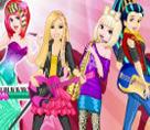 Prensesler Rock Konseri