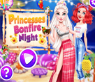 Prensesler Şenlik Ateşi Gecesi
