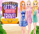 Prensesler Seyahate Hazır