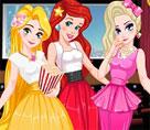 Prensesler Sinemada