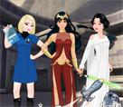 Prensesler Uzayda