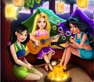Prensesler Yaz Kampında