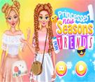 Prensesler Yeni Sezon Trendleri