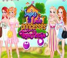 Prenseslerin Ağaç Evleri