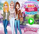 Prenseslerin Bisiklet Keyfi