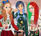 Prenseslerin Çirkin Kazak Eğlencesi