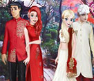 Prenseslerin Dünya Düğün Törenleri