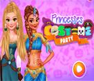 Prenseslerin Havalı Kostümleri