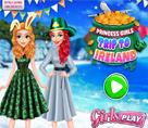 Prenseslerin İrlanda Gezisi