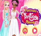 Prenseslerin Klasik Makyajı