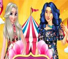 Prenseslerin Lunapark Eğlencesi