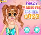 Prenseslerin Moda Makyajı