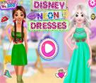 Prenseslerin Neon Kombinleri