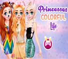 Prenseslerin Renkli Eğlencesi