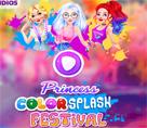 Prenseslerin Renkli Festivali