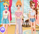 Prenseslerin Tropik Tatili