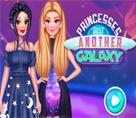 Prenseslerin Uzay Aşkı