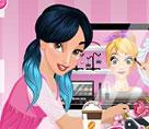 Prenseslerin Vlog Hazırlığı