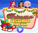 Prenseslerin Yeni Yıl Rüyası