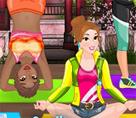 Prenseslerin Yoga Zamanı