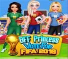 Prenseslerle Dünya Kupası 2018