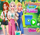 Prenseslerle Gezegeni Kurtar