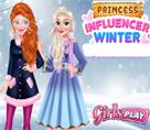 Prenseslerle Kış Harikalar Diyarı