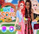 Prenseslerle Okula Dönüş