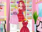 Prenses Barbie Giydirme