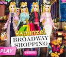 Rapunzel Broadway Alışverişi