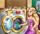 Rapunzel Çamaşır Günü