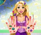Rapunzel El Ameliyatı