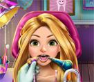 Rapunzel Gerçek Dişçide