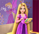 Rapunzel Resim Odası