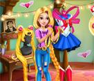 Rapunzel Sailor Moon Kostümü