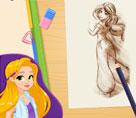 Rapunzel Sanat Okulunda