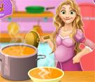 Rapunzel Tavuk Çorbası Tarifi