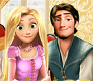 Rapunzel ve Flynn Romantik Yemek